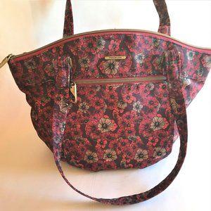 Travelon Anti-Theft Bucket Shoulder Bag, Handbag